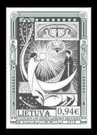 Lithuania 2018 Mih. 1273 Philosopher Vydunas MNH ** - Litauen