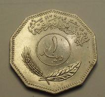 1981 - Irak - Iraq - DINAR, 10 Sided, KM 170 - Iraq