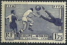 "FR YT 396 "" Coupe Mondiale De Football "" 1938 Neuf** - Frankreich"