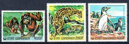 COMORES - YT PA N° 118 à 120 - Neufs ** - MNH - Cote: 16,25 € - Komoren (1975-...)