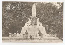 54 Lunéville, Monument Des Combattants 1870 71 (204) - Luneville