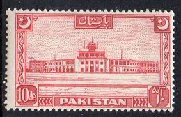 PAKISTAN : S073  -  1950  10 A. MNH  -  Yvert  € 20 - Pakistan