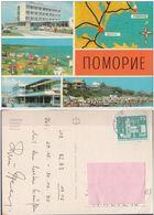 Bulgaria Burgas Pomorie Spiaggia Camping - Bulgaria
