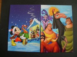 Disney: 6 Cartes Postales Neuv Es. Voir Scans. - Disneyland