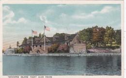 New York Thousand Island Yacht Club House