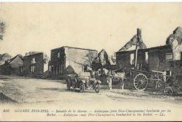 AULNIZEUX - Bombardé Par Les Allemands - Guerre 1914-15 - Altri Comuni