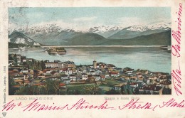 T.615.  Lago Maggiore - STRESA - 1901 - Italië
