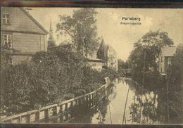 40446167 Perleberg Perleberg Stepnitz Feldpost  X 1917 Perleberg - Perleberg