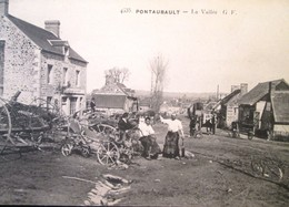 50  PONTAUBAULT   La Vallée   CHARRON  Machines Agricoles - Altri Comuni