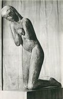 D1216 C. Brancusi - Prayer - Sculptures