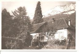 LES MURAILLES ( 74 ) - VEYRIER DU LAC - Veyrier
