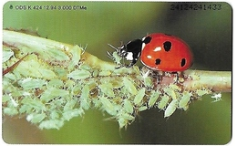 GERMANY   -   3.000 Ex - Coccinelle