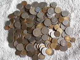 GROS VRAC MONNAIES  - 1,2  KG  Espagne - Tous états  - Tous Métaux - Monete & Banconote