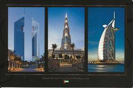 Emirates Towers,Burj Khalifa & Burj Al Arab (DUBAI ) - Dubai
