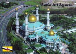 1 AK Brunei * Hassanal Bolkiah Moschee In Der Hauptstadt Bandar Seri Begawan * - Brunei