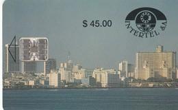 11847 - SCHEDA TELEFONICA - CUBA - USATA - Cuba