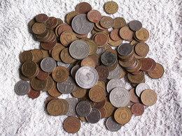 VRAC MONNAIES ALLEMAGNE  - 530 GRAMMES  - Tous états  - Tous Métaux Dont Anciennes - Monete & Banconote