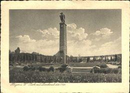 40444022 Hagen Westfalen Hagen I. W.  Park Denkmal X 1944 Hagen - Hagen