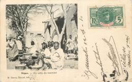 NIGER UN COIN DE MARCHE - Niger