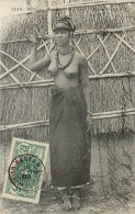 GUINEE JEUNE  FOULAH FEMME SEINS NUS - Guinea