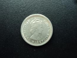 CARAÏBES ORIENTALES : 10 CENTS  1955  KM 5    SUP - Caraïbes Orientales (Etats Des)
