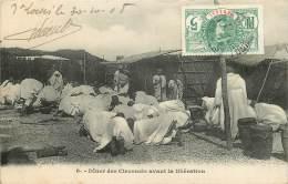 SENEGAL DINER DES CIRCONCIS AVANT LA LIBERATION - Senegal