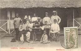 CONGO FRANCAIS TAILLEURS A LOANGO - Congo Français - Autres