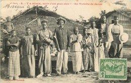 CONGO FRANCAIS YA MIEUX MAIS C'EST PLUS CHER EN TOILETTE DE DANSE - Congo Français - Autres