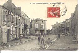 La Salle De Vihiers / Grand Rue - France