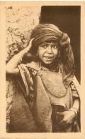 UNE FILLETTE KABYLE  COLLECTION L'AFRIQUE R.  PROUHO HUSSEIN DEY - Algeria