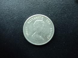 CARAÏBES ORIENTALES : 10 CENTS  1999   KM 13    SUP+ - Caraïbes Orientales (Etats Des)