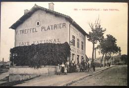 """54    VARANGEVILLE   """" Café NATIONAL  TREFFEL  PLATRIER  """" - Other Municipalities"""