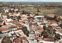 33-SAINT-CHRISTOLY-DE-BLAYE- VUE AERIENNE GENERALE DU CENTRE - France