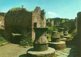 Pompei (Napoli) Forno E Mulini, Four Et Moulins, Owen And Mills, Backofen Und Muhlen - Pompei