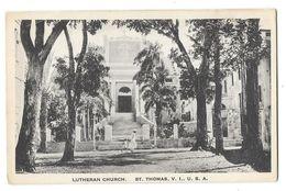 SAINT THOMAS (Iles Vierges Américaines) Lutheran Church - Vierges (Iles), Amér.