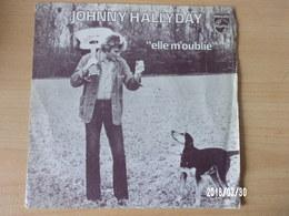 """Johnny Hallyday - """"elle M'oublie"""" - Rock"""
