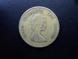 CARAÏBES ORIENTALES : 1 DOLLAR   1981   KM 15    TTB - East Caribbean States