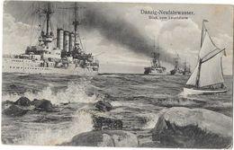 GDANSK DANZIG (Pologne) Bateaux De Guerre - Pologne