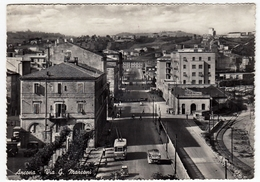 ANCONA - VIA G. MARCONI - 1956 - Ancona