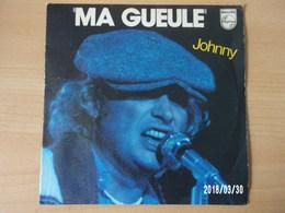 """Johnny Hallyday - """"Ma Gueule"""" - Rock"""