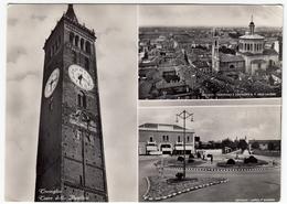 TREVIGLIO - VEDUTE - BERGAMO - ANNI '60 - Bergamo