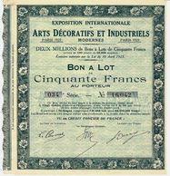 VOIR HISTORIQUE EXPOSITION INTERNATIONALE DES ARTS DECORATIFS ET INDUSTRIELS 1925 B.E.V.SCANS+HISTORIQUE - Tourisme