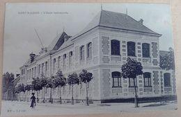 44 SAINT  NAZAIRE  L  ECOLE  INDUSTRIELLE - Saint Nazaire