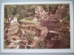 GUATEMALA / ANCIENNE METROPOLE MAYA / JOLIE CARTE - Guatemala