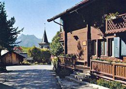 1 AK Schweiz * Ansicht Von Leysin - Ein Ort Im Kanton Waadt * - VD Vaud