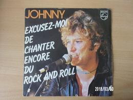 Johnny Hallyday - Excusez-moi De Chanter Encore Du Rock And Roll - Rock