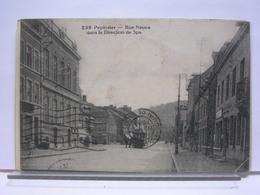 BELGIQUE - PEPINSTER - RUE NEUVE DANS LA DIRECTION DE SPA - ANIMEE - 1931 - Pepinster