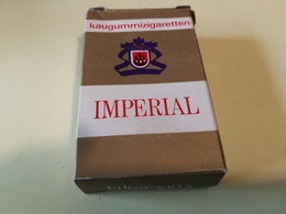 IMPERIAL ZITO BUBBLE GUM VINTAGE PACKET YUGOSLAVIA ZVAKE - Other Collections