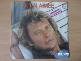 Johnny Hallyday - Je T'ai Aimée - Rock