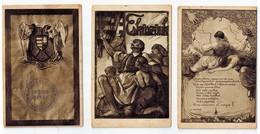 TRAITE DE TRIANON , PARIS 1920, DELEGATION HONGROISE. - Ungheria